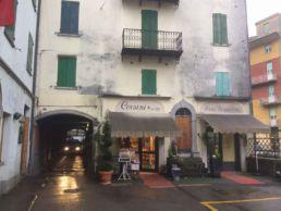 L'Antico Forno Corsini nel centro storico di Porretta Terme