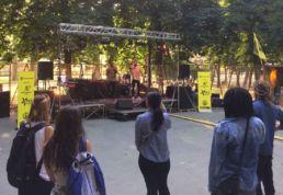 Giornata Mondiale del Rifugiato a Bologna, tanto pubblico e spettacolo alla serata evento in Montagnola