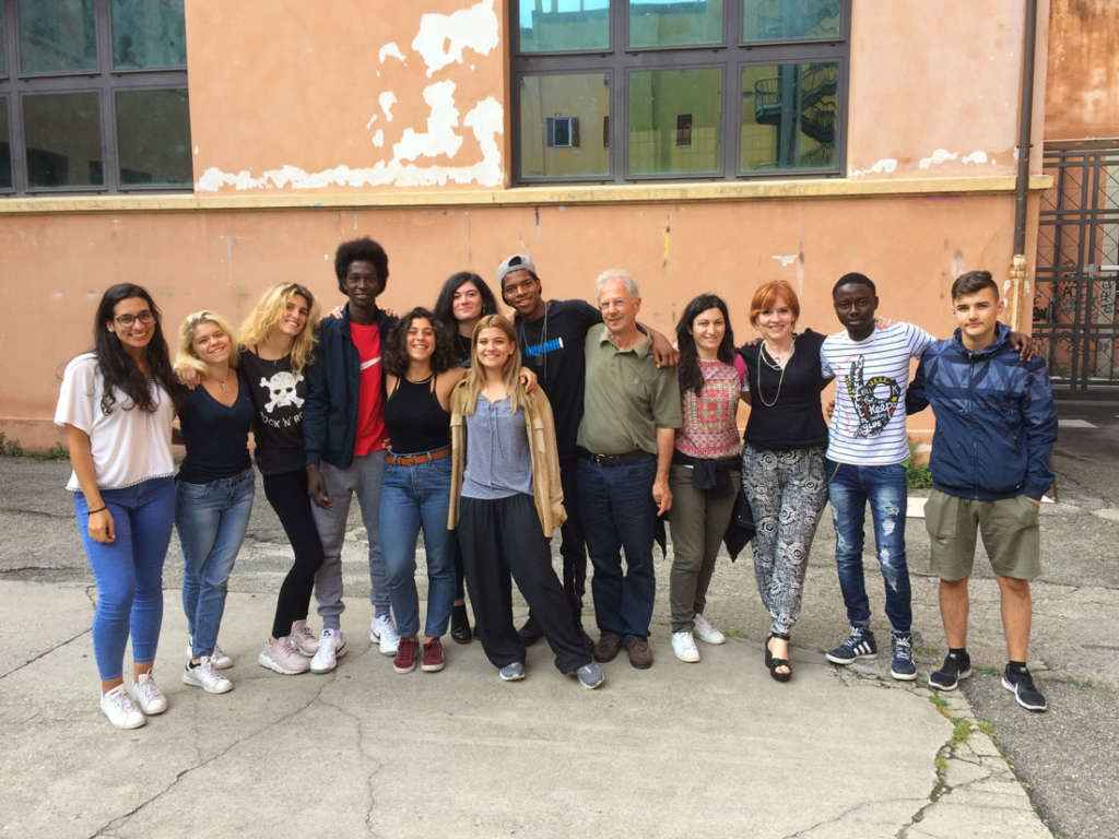 Liceo Minghetti Sprar Bologna Oltre le frontiere
