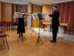 Due violini per lo Sprar