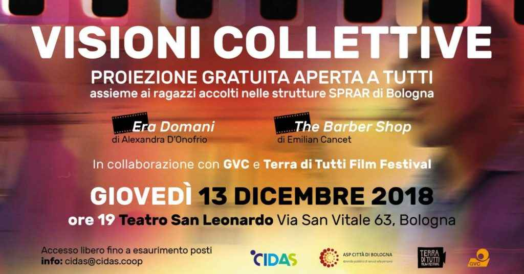 Archivio Agenda Eventi Bologna Cares Sprar Metropolitano