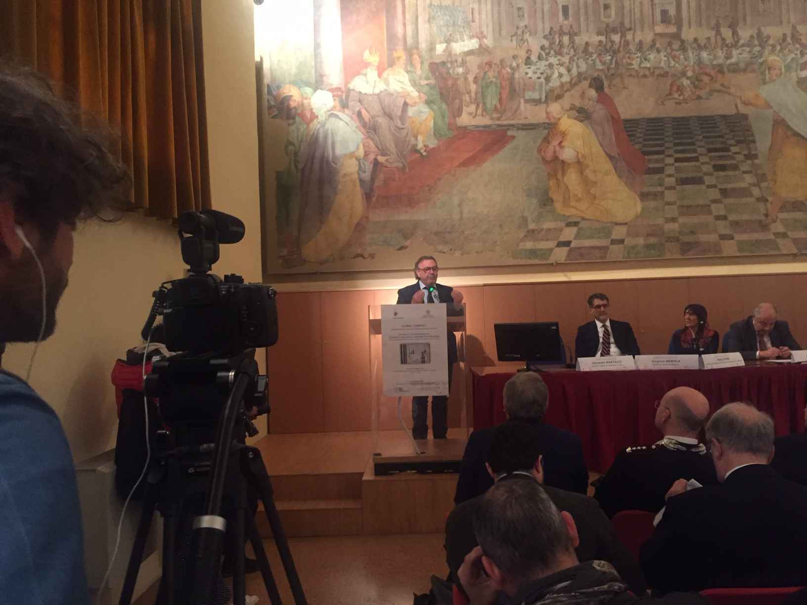 "Bologna e il ""Global Compact for Migration"", un cammino da percorrere"
