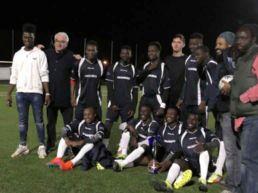 I ragazzi di Valgattara campioni di integrazione sui campi di calcio