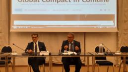 """I sindaci di Bologna e Lampedusa hanno presentato """"Global Compact in Comune"""""""