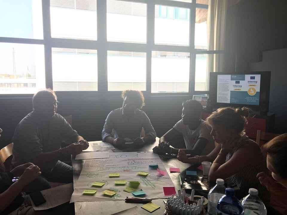 Social Innovation for Refugees. A Bologna il primo workshop di co-creazione di buone pratiche del progetto Europeo SiforREF