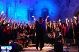 Il video del Coro Farthan alla Rocchetta Mattei