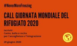 #NeverMoreFreezing: la call per Giornata mondiale del Rifugiato 2020 tradotta in inglese